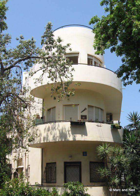 Tel aviv bauhaus bauhaus bauhaus architektur for Bauhausstil innenarchitektur