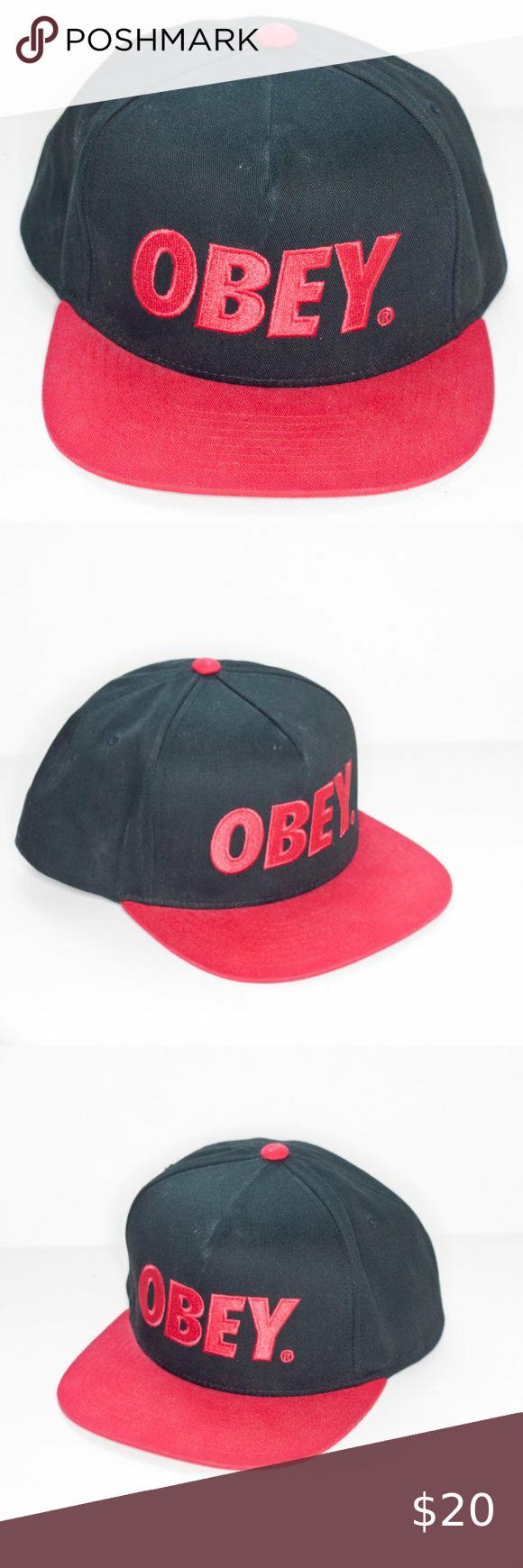 Obey Casquette Yo Street Cool Hats Obey Cap Hats