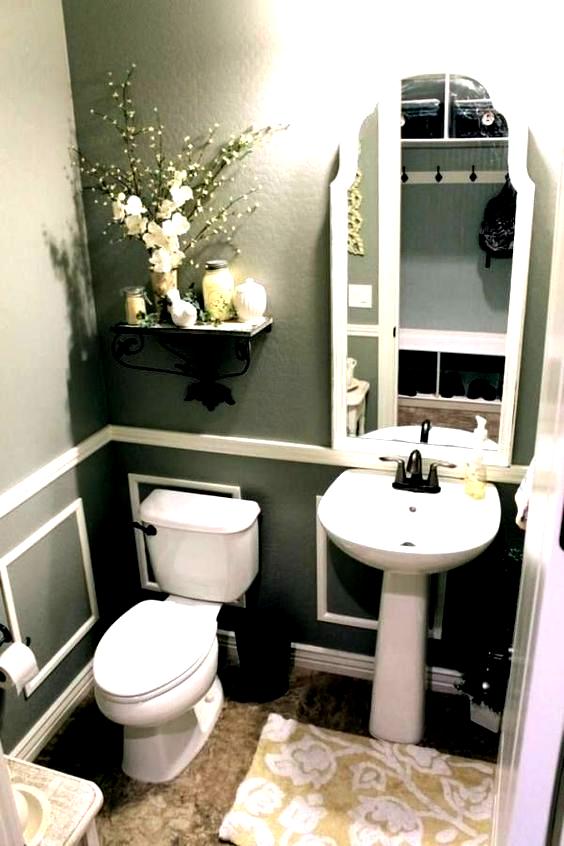 Photo of #bath #Bathroom #Guest #gue … #apartment #Bath