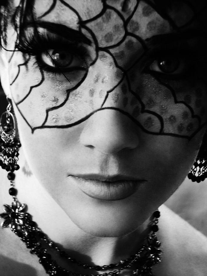 Makeup Mask by ChelseyLaneMcDowell