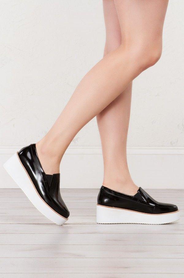 Sol Sana Slip On Platform Shoe