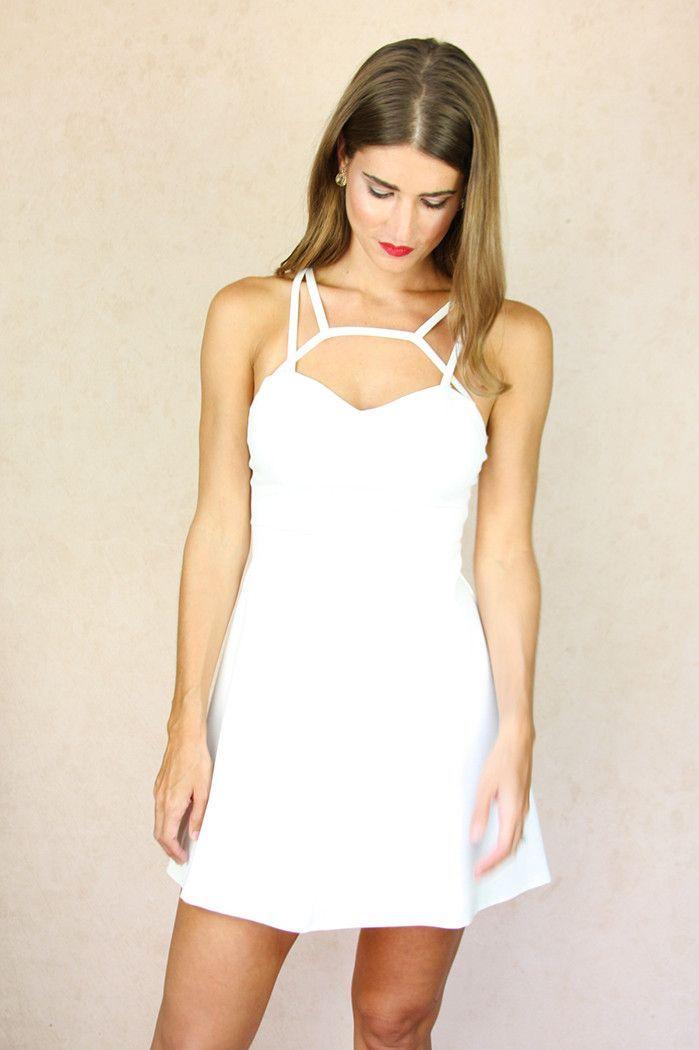 Calla Multi Strap Dress