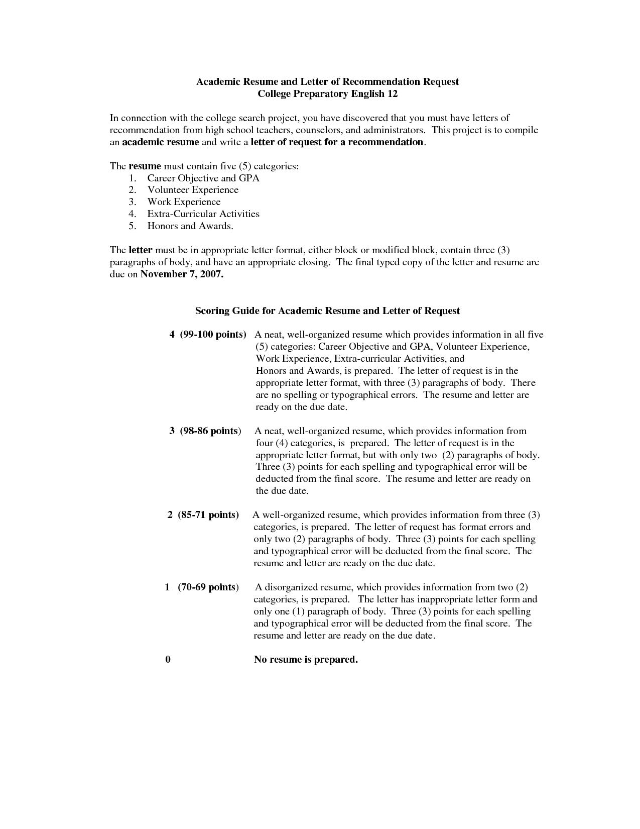 Resume Format Recommendations Resume Format Pinterest Resume