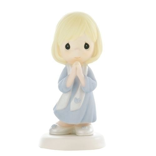 Confirmation statue little girl figure precious moments confirmation statue little girl figure precious moments collectible catholic negle Image collections