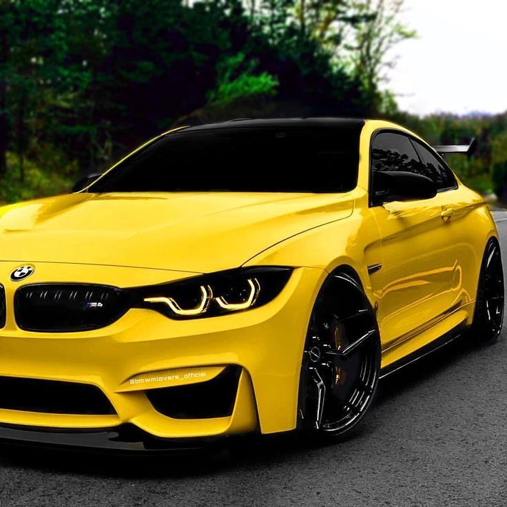 Awesome Bmw Mpower Yellow Car Hd Wallpaper Check More At Https Www Recentcarinfo Com 2019 04 11 Bmw Mpower Yellow Car Hd Wallpaper Bmw M4 M4 Gts Yellow Car