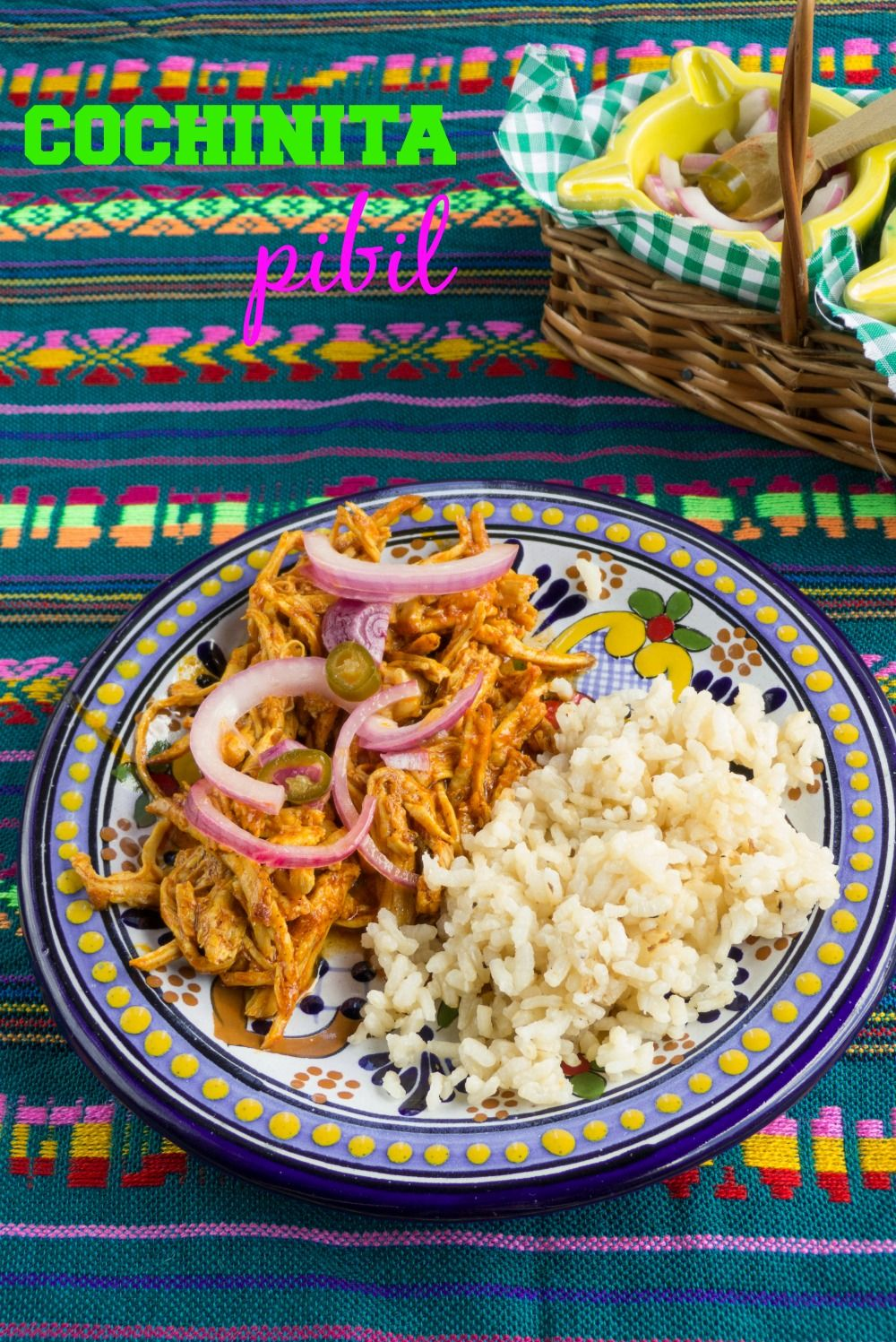 COCHINITA PIBIL | Mexican Food | Pinterest | Fiesta mexicana ...