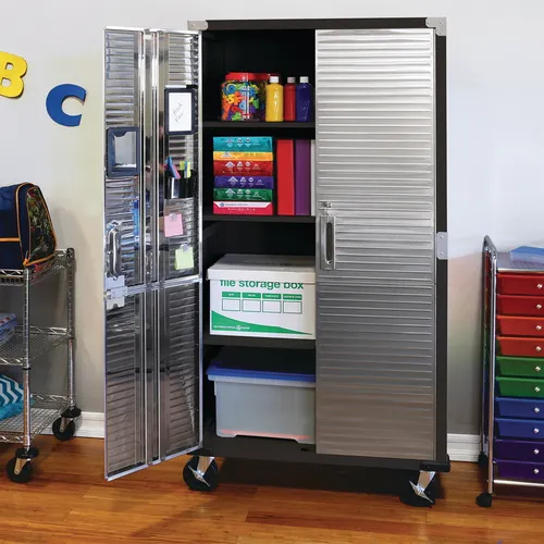 Ultrahd Rolling Storage Cabinets Storage Tall Cabinet