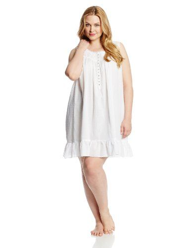 ceda8e4d3d FashionBug Womens  PlusSize Sunkissed Short  Nightgown  Sonsi ...