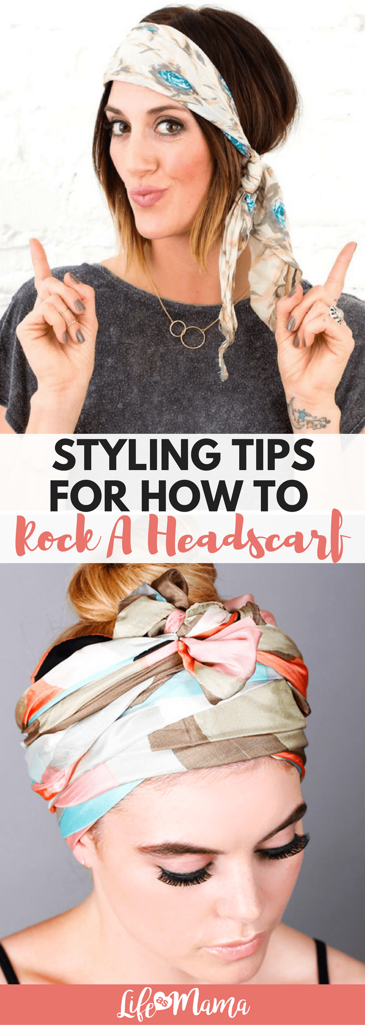 Styling Tips For How To Rock A Headscarf