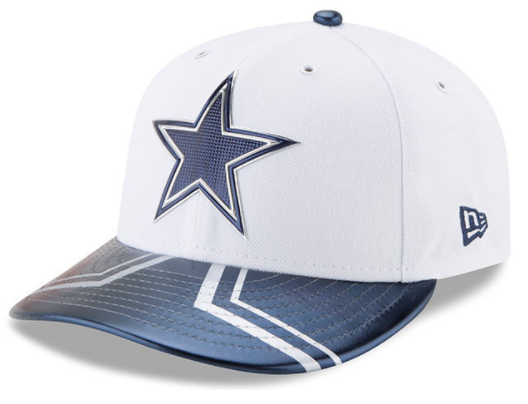 New Era has teased their 2017 NFL Draft Cap and the Dallas Cowboys Draft Cap … f86da82a34d