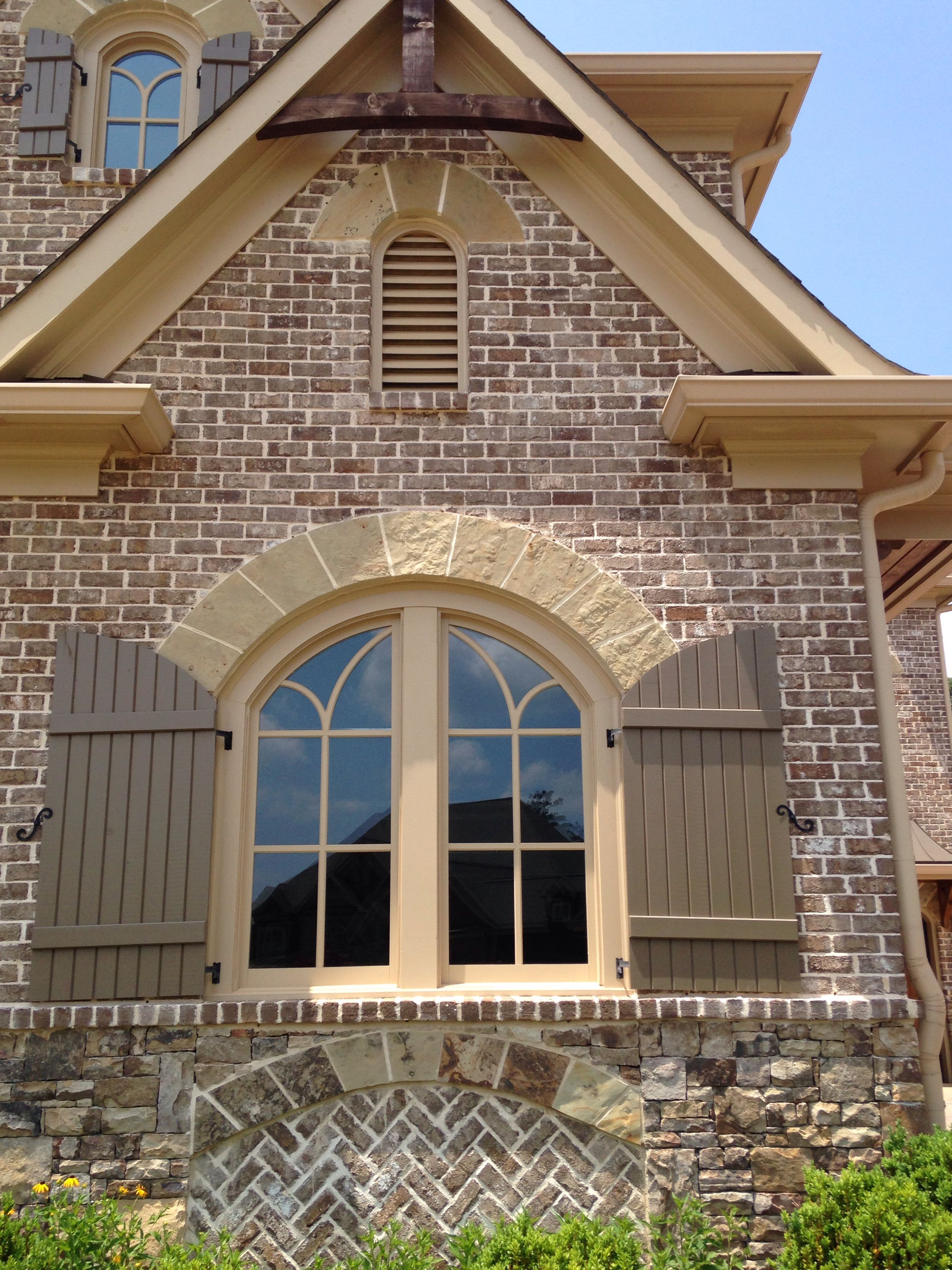 Brick cypress moss mortar ivory 2014 hot bricks - Exterior house paint colors 2014 ...