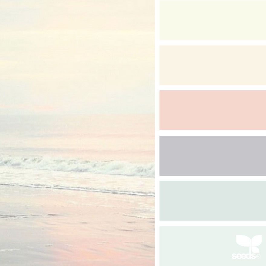 Design Seeds: Color Palettes Inspired by Nature | Passion project ...