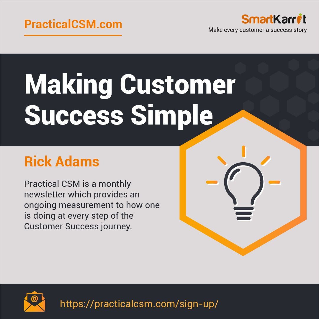 Top Customer Success Manager Newsletter In 2020 Success Success Stories Newsletters