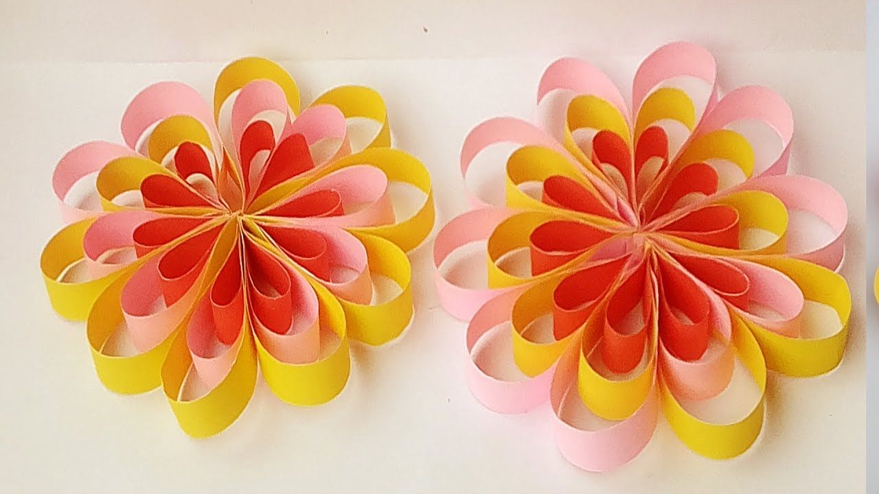 How To Make Origami Craft With 3 Colour Paper Easy Tips And