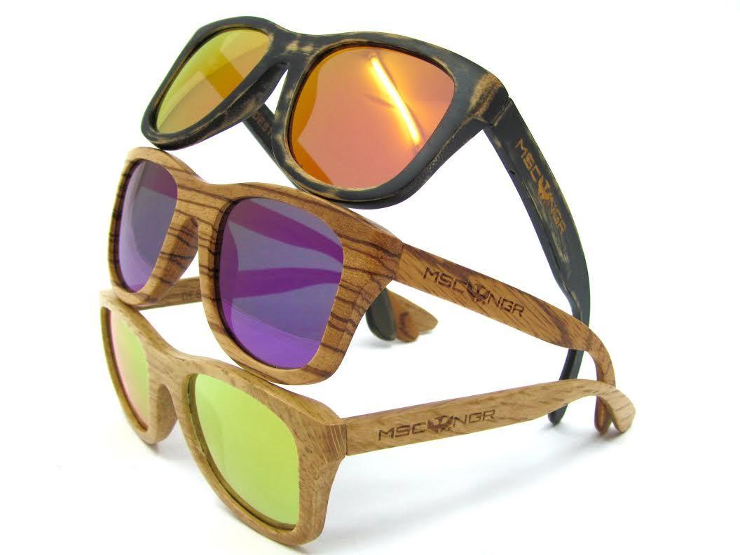 cc3e6be431 Gafas De Sol · Nuevos modelos Mosca Negra WORN BAMBOO - ZEBRA - OLD WOOD  para pedidos en www.