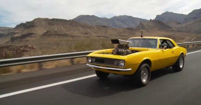 Crusher Camaro Roadkill Muscle Cars Pinterest Cars