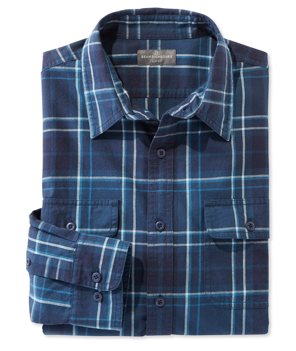 Flannel shirts at kohl's  Signature Castine Flannel Shirt  Flannel shirts and Products