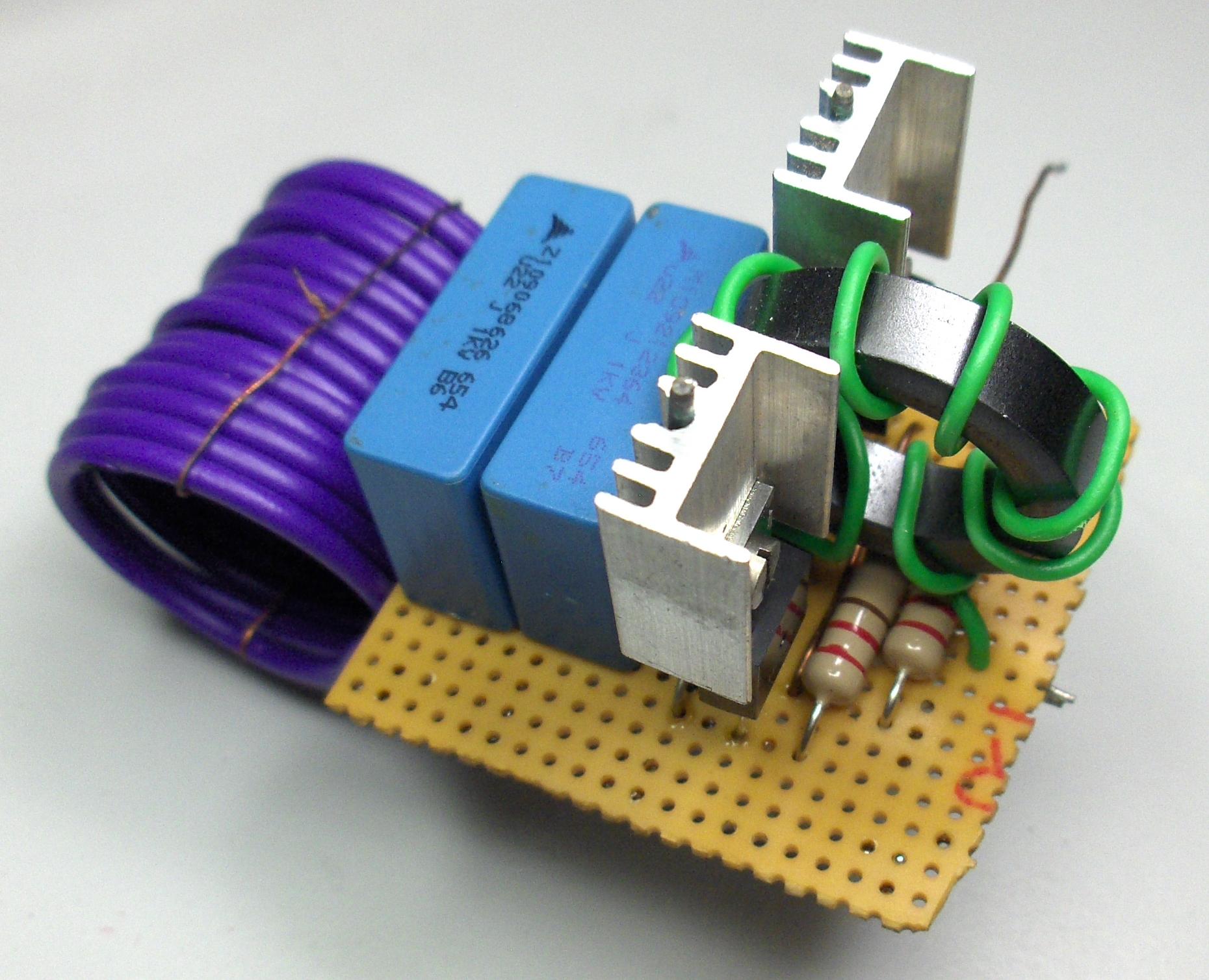 induction heater induction forge induction heating dc circuit circuit diagram home electronics [ 1860 x 1509 Pixel ]