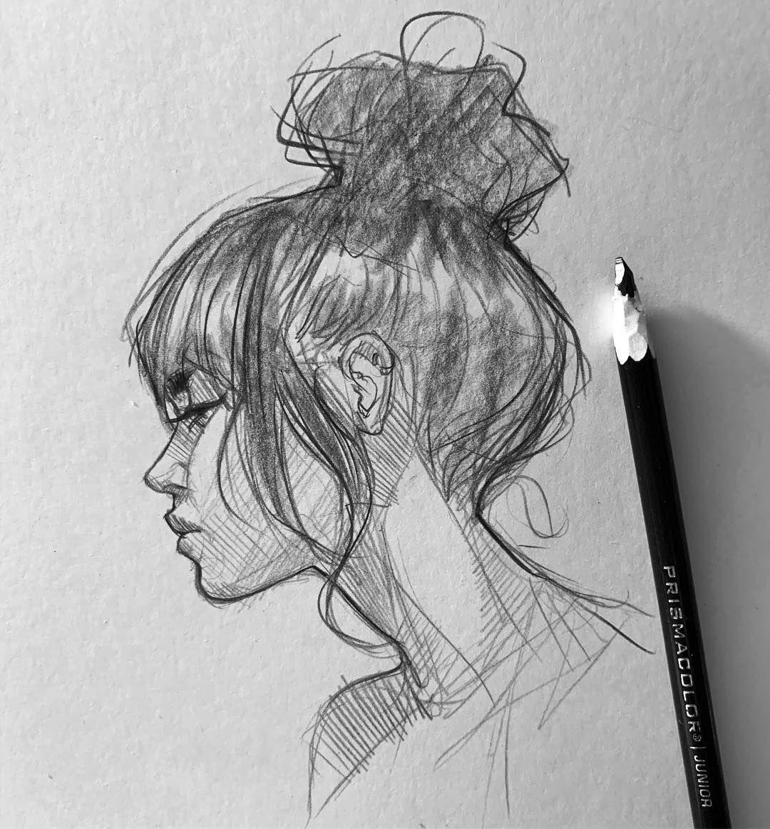 Pencil Sketch Artist Efrain Malo Sketches Art Drawings Sketches