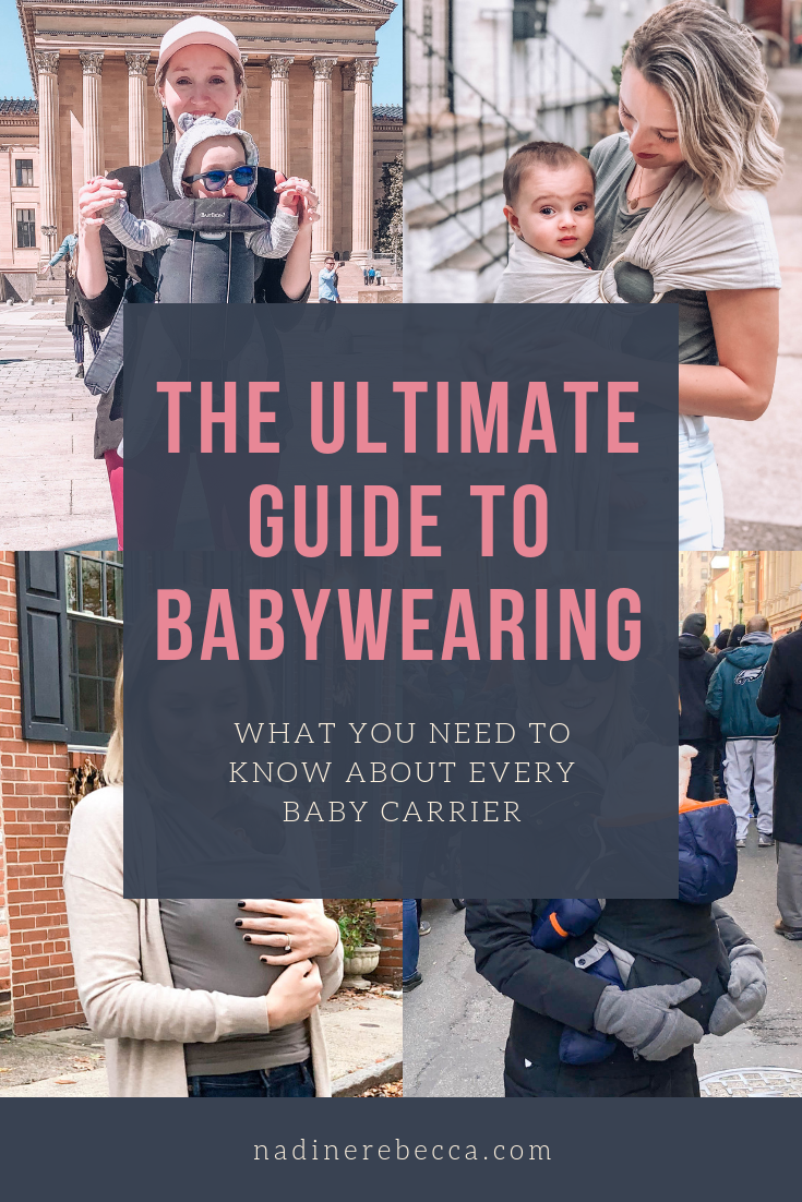 Review Of The Ergobaby 360 Carrier The Solly Baby Wrap And The