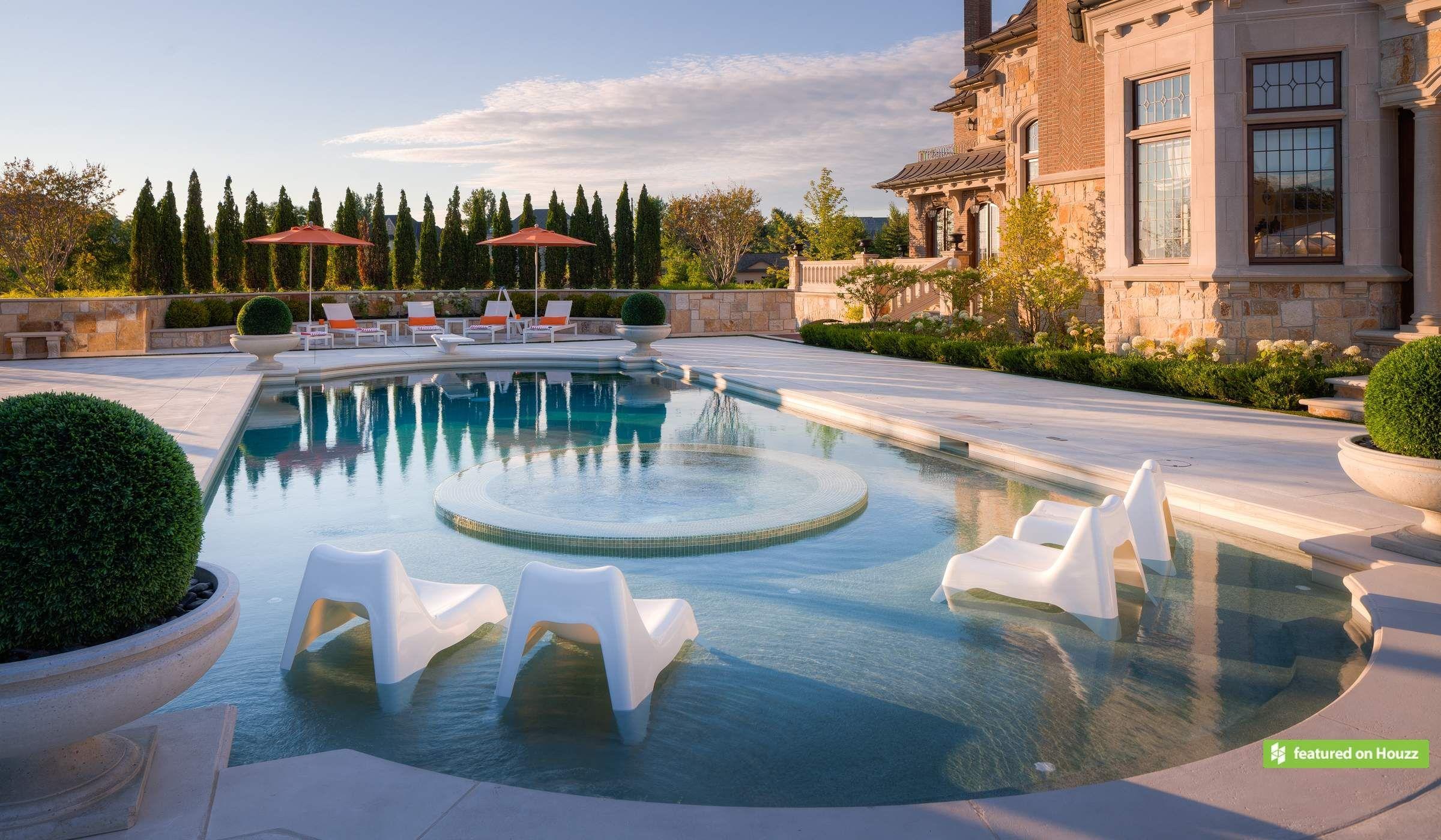 Geometric Betz Pools Pools Backyard Inground Pool Houses Building A Pool