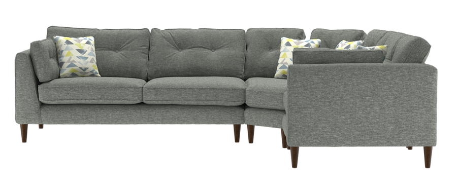 Cricketer Sofology Furniture Sectional Couch