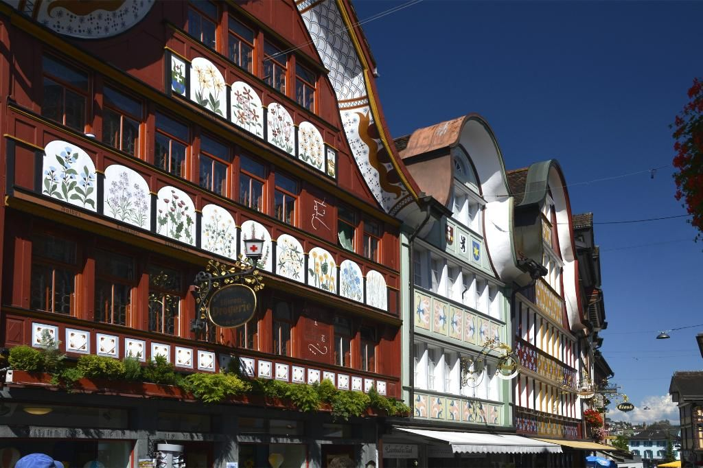 Turismo en Appenzell - Viajes a Appenzell, Suiza -