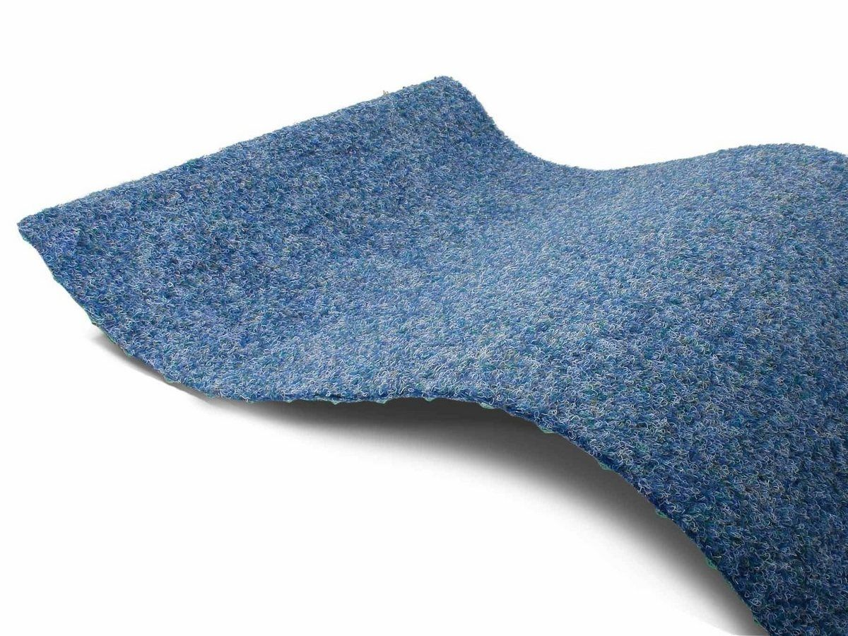 "Photo of Buy carpet ""GREEN"", Primaflor ideas in textile, rectangular, height 7.5 mm, color blue, suitable for indoor and outdoor online OTTO"
