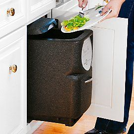 Naturemill Automatic Indoor Composter In Theory This Idea Is Great