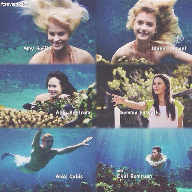 H2o Mermaids H2o Mermaid Tails: Mako Mermaids, H2o Mermaids