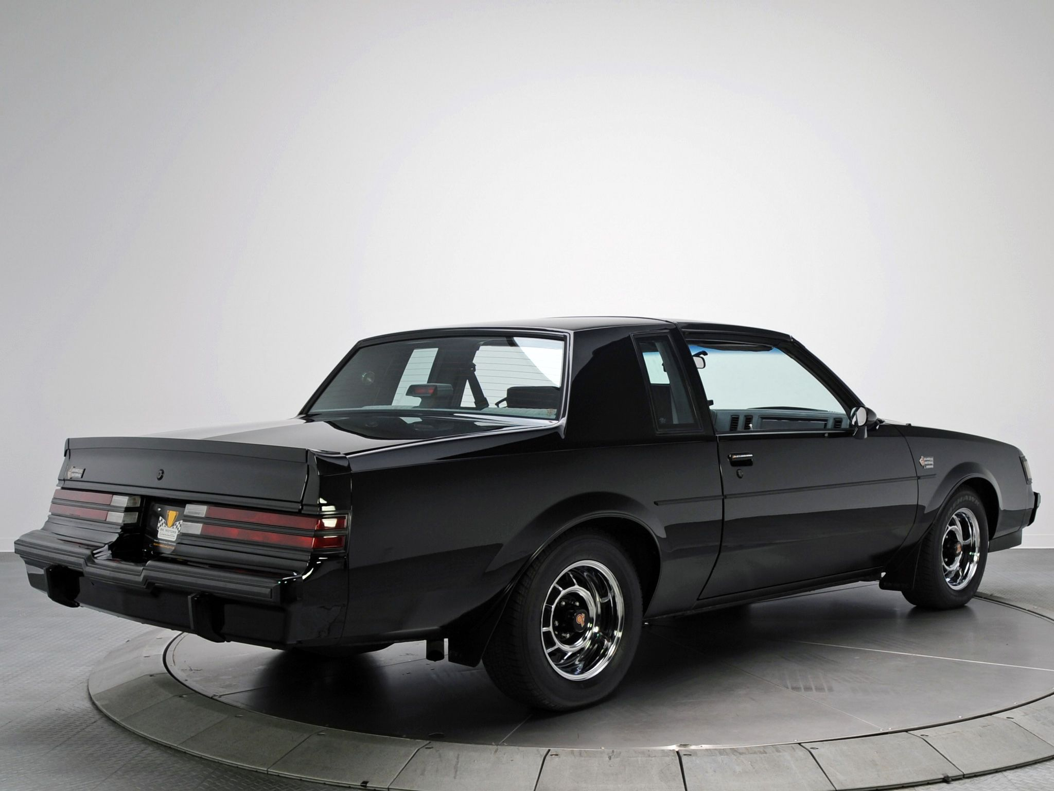 Pin By Todd Westfall On American Muscle Buick Grand National Grand National Buick Regal