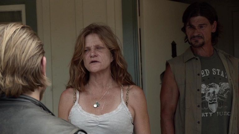 Patrick Swayze S Brother Don Donald Swayze As Carl On Sons Of Anarchy Season 7 Episode 8 Patrick Swayze Brother Sons Of Anarchy Good Doctor