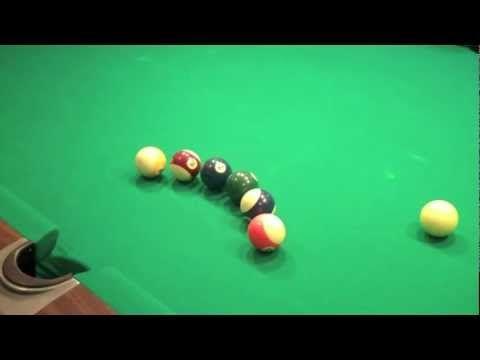 Billiard Lessons Side Pocket Skill Drill Billiards Billiards
