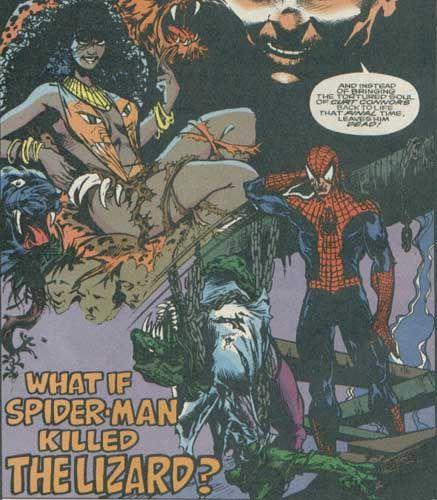 Spider-Man Kills