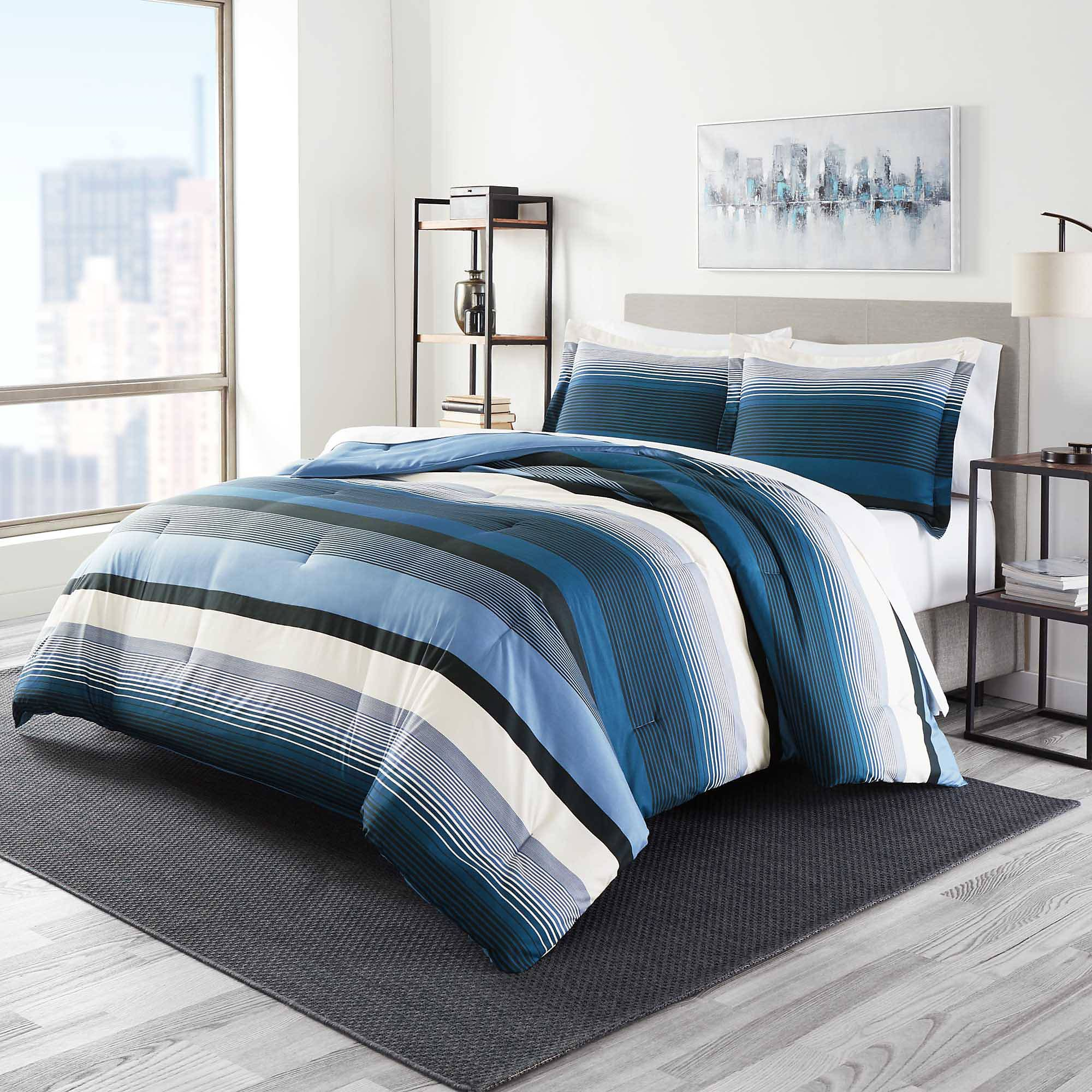 Perry Ellis® Taylor Comforter Set Bed Bath & Beyond