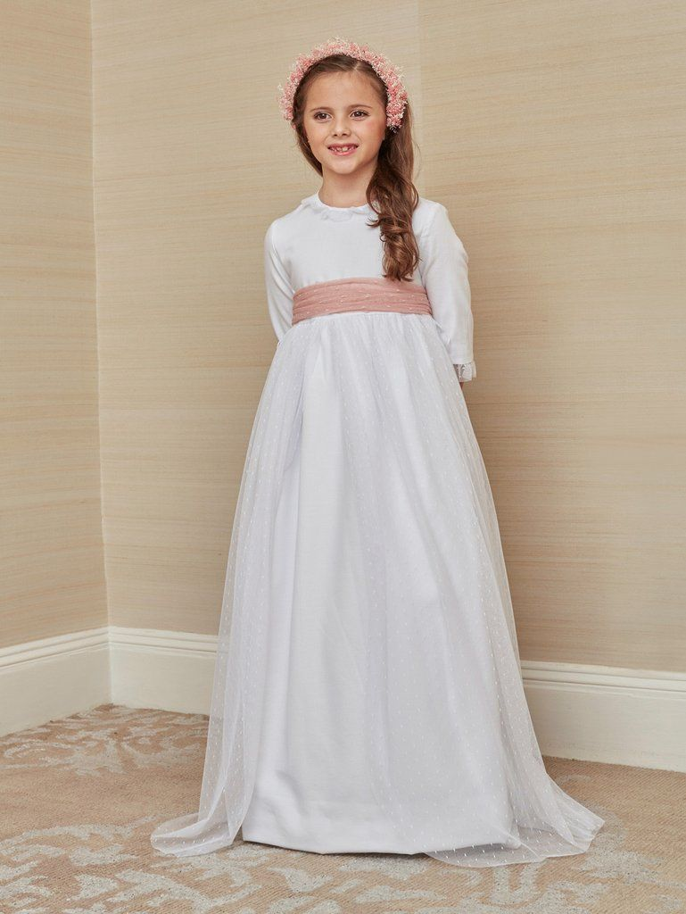 f995c1106fdac Gorgeous First Communion Dress | Wedding Belles / Ceremonial ...