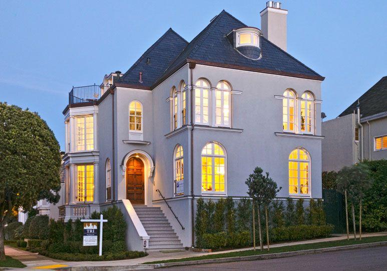 45 Scenic, San Francisco Properties : Luxury Homes And Real Estate Of San  Francisco California : Malin Giddings : 415.229.1211