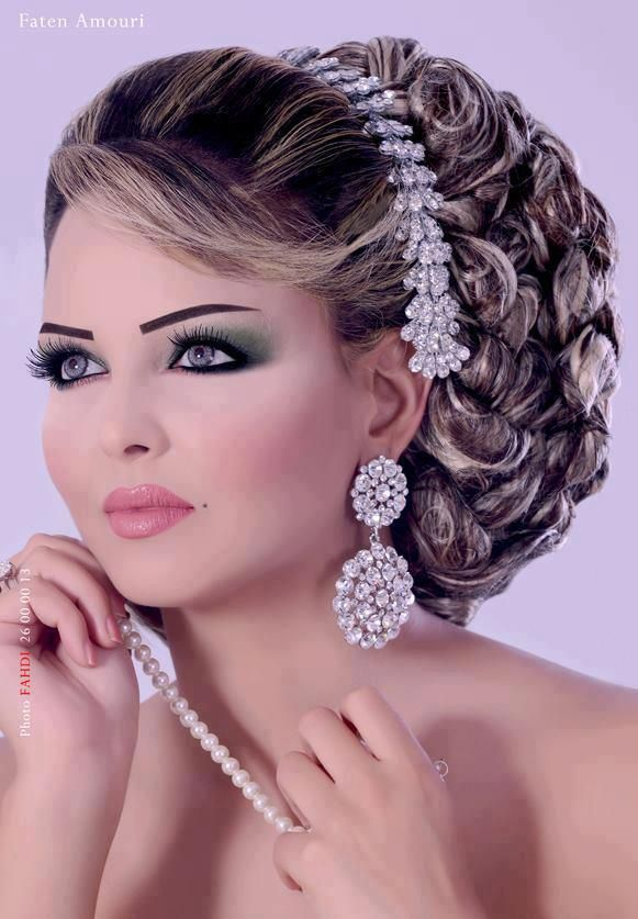 arabic hair style tutorial arabic makeup and hairstyles mugeek vidalondon 4702