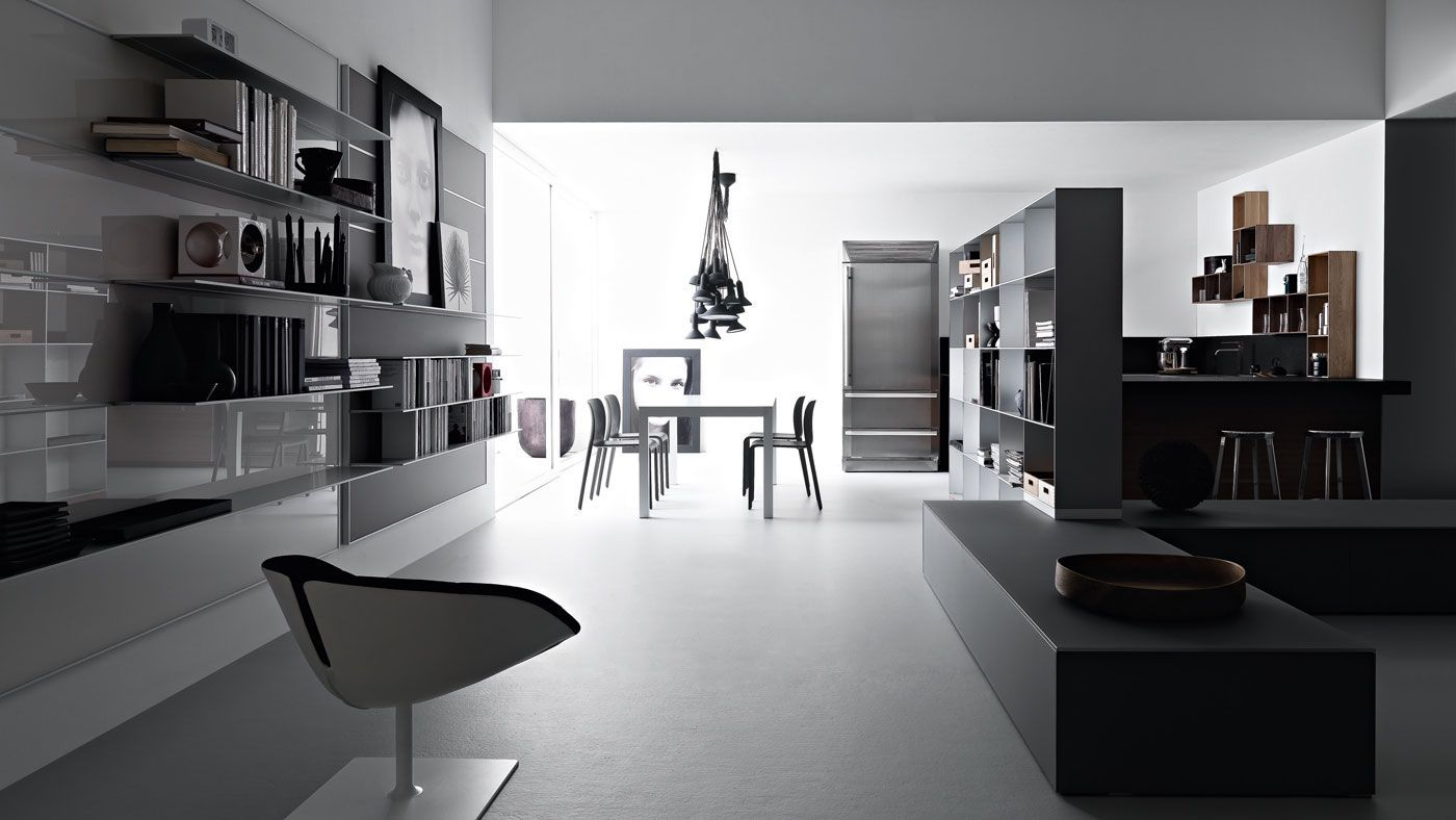 Valcucine Living | Ambiente 1 | For the Home | Pinterest | Moderno ...