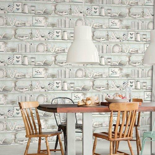 Curio Cabinet Wallpaper Wallpaper Books Cabinet