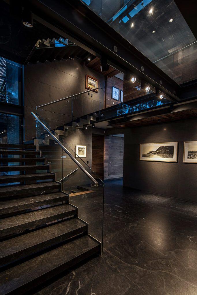 Striking Casa Basaltica by Grupo Arquitectura