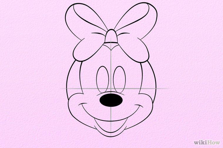 Dessin Mickey Facile