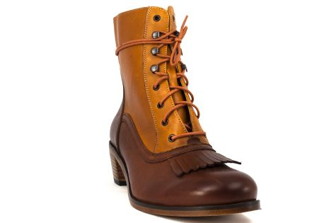 Nesbit Kiltie Riding Boot