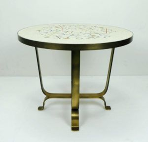 Small Mosaic Outdoor Side Table Tile Top With Regard To Size 2094 X 1460 Contemporary Furniture Is Often Const