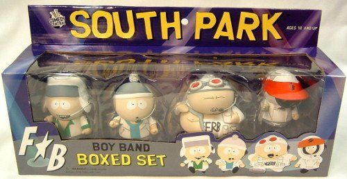 UNUSED South Park The Many Faces of Cartman Large Carry All Tin Tote Lunchbox