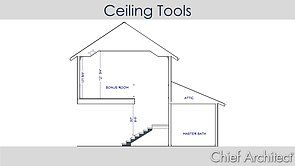 In This Video Tutorial Learn Roof Basics For Ceilings