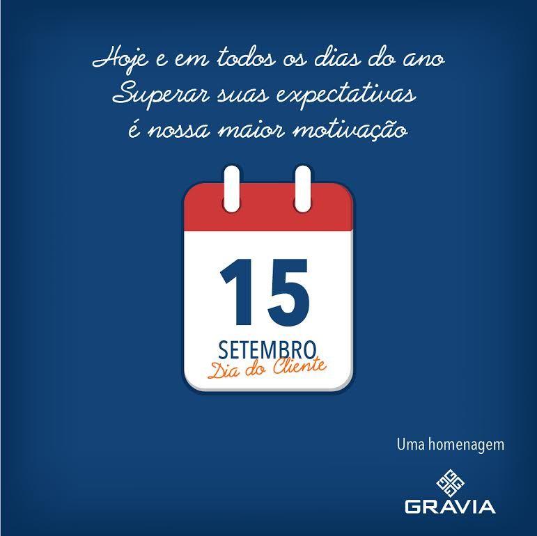 Dia Do Cliente 2014 Grupo Gravia Pinterest