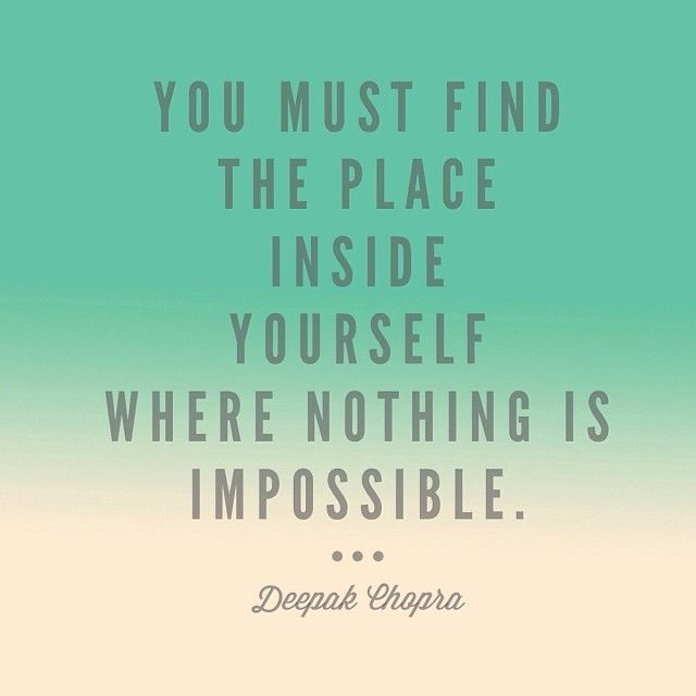 Nothing is impossible. #Quotes #Inspiration
