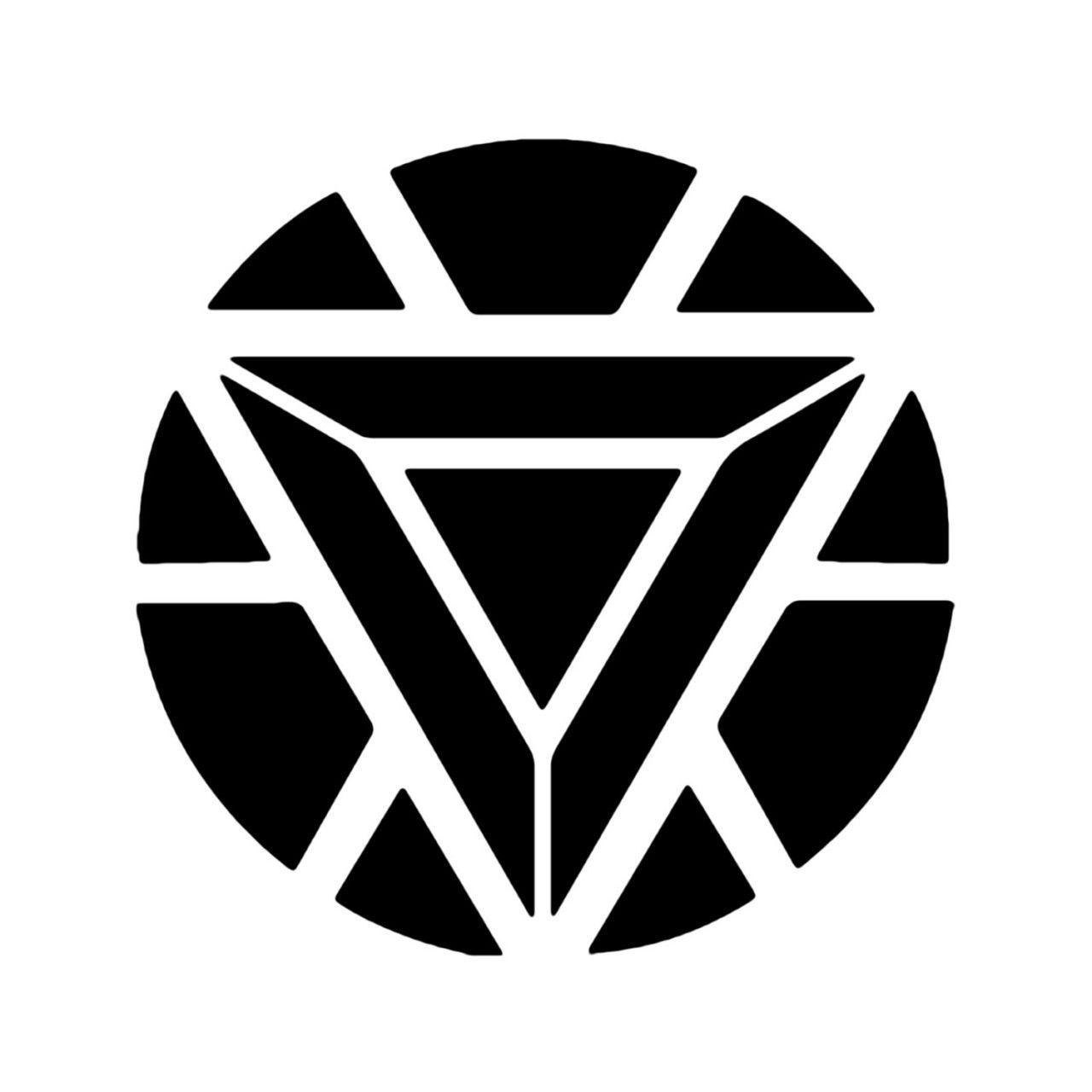 ironman symbol - Google Search | Templates | Pinterest ... Iron Man Symbol