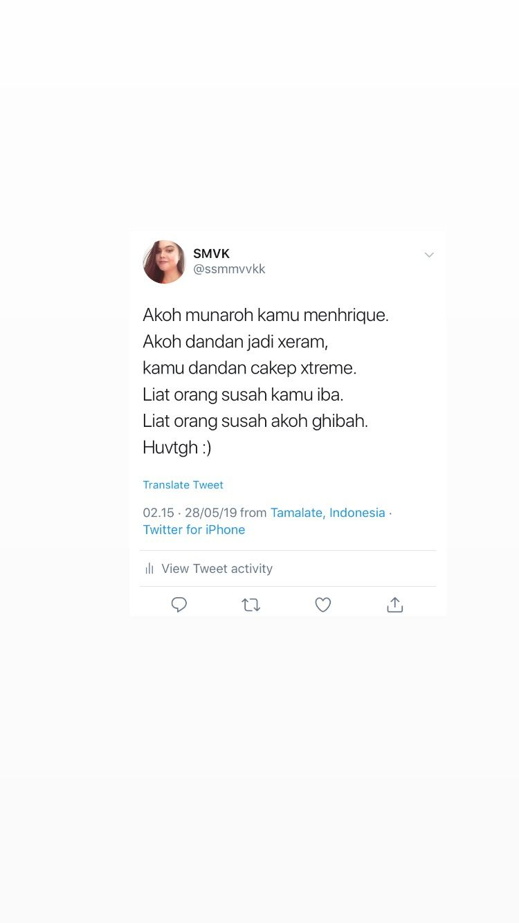 Screenshot Humor Twitter Receh Quotes Ungkapan Lucu Kutipan